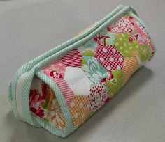 La Bella Colori: Two Versions of the Sew Together Bag