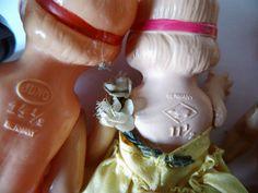 Puppen Sammlung Schildkröt Juno Porzellan Germany Miniaturpuppen antik Vorkrieg…