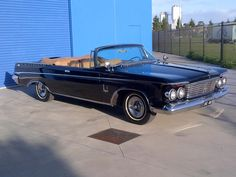1963 Chrysler Imperial | 1963 CHRYSLER IMPERIAL CROWN IMPERIAL for sale $56,000
