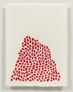 Thread drawings by Emily Barletta