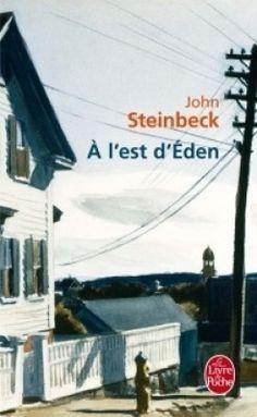 A lire - À l'est d'Éden-John Steinbeck