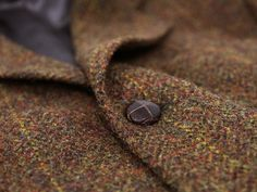 Incredible Harris Tweed. During 1846-7 Highland potato famine, Countess of Dunmore played a big role in promoting and developin this fabric called Harris Tweed.