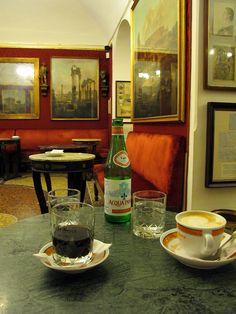 """Prendiamo un caffè? 6 coffee """"bars"""" to try in Rome #coffee #caffe #Rome"""
