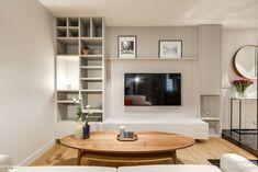 Rénovation et décoration d'un appartement de 50m2 à Paris 16e, blackStones - Côté Maison