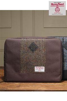 Harris Tweed Laptop Case
