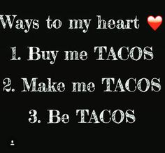 Awe, my heart Taco Love, Lets Taco Bout It, My Taco, Taco Pictures, Taco Humor, Tacos And Tequila, Funny Quotes, Life Quotes, Minions Love