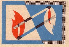 Romanian #matchboxlabel To Order your Business' own branded #matches GoTo: www.GetMatches.com or Call 800.605.7331 Today!