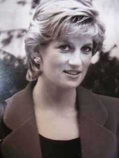 September 6, 1995: Princess Diana when she escorted Prince William on his first day at Eton College near Windsor.