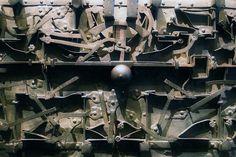 16th century Armada Chest locking mechanisms