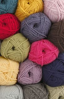 Muestrario de colores para DROPS Merino Extra Fine ~ DROPS Design