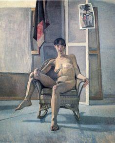Anderson, Lennart - nude portrait #art, #modern