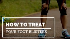 While blisters are best avoided with proper socks, it's important to know how to care for them just in case.