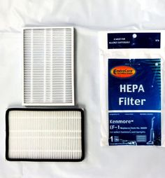 HEPA Media filter 4 pack #86889 2072-M replacement filter 86889 Progressive Media Filter Replacement type Fits Models: all upright or canister Kenmore Progressive and other models using filter# 20 86889 Progressive Kenmore Style 86889 HEPA filter fits certain Sears Kenmore upright and canister vacuums.by envirocare #976