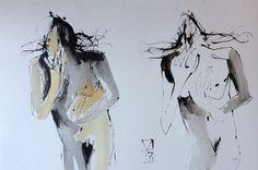 Eric Migom, Tension douce on ArtStack #eric-migom #art