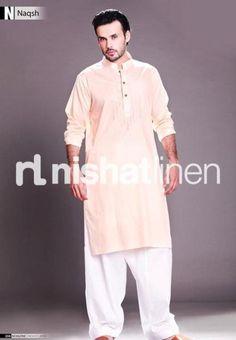 Pakistani Men Shalwar Kameez!
