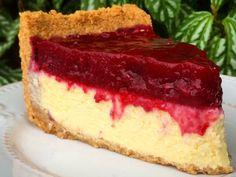 Esta é a melhor Cheesecake do mundo! Todos que experimentam sempre ficam apaixonados. Receita fácil, saborosa e que deixa seu dia ainda mais especial!