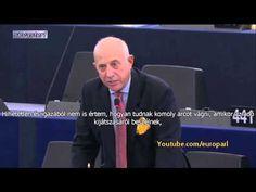EGYPERCES FELSZÓLALÁS AZ EURÓPAI PARLAMENTBEN – OLVASD EL! | Nemzeti Civil Kontroll