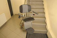 Die Stuhl-Treppenlifte von Ganser Liftsysteme - Alles aus einer Hand