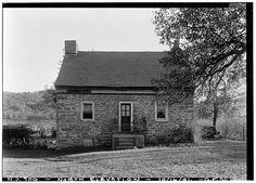 Israel Swayze House, Hope, Warren County, NJ. Israel was brother to Rev. Sam & Richard Swayze.