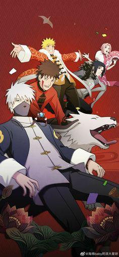 Naruto Sasuke Sakura, Kakashi, Anime Naruto, Team 7, Otaku, Manga, Funny, Cards, Wallpapers