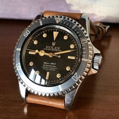 """1,067 Likes, 29 Comments - Rolex - Bob's Watches (@bobswatches) on Instagram: """"Aging gracefully."""""""