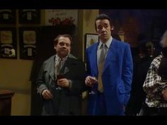 ▶ Del Boy Falls Through the Bar - Only Fools and Horses - BBC - YouTube