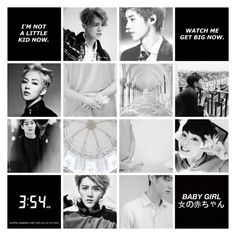 """""""Xiuhan 💖"""" by cmarnoldrr ❤ liked on Polyvore featuring art"""