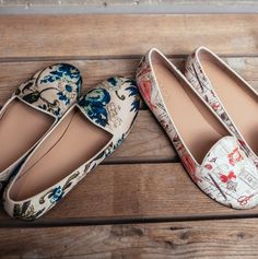 66992b0f5 Two peas in a pod. The most comfortable flats you have to try today!