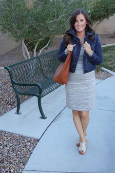 Heather Grey Dress New Favorites. Allison B · The Northeast Girl Blog 49ad2eafd