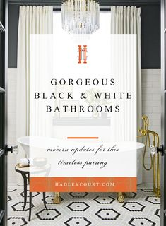5 Decorating Mistakes That Make Your Home Look Cluttered * * * Before getting to this design lesson – I have Inspire Me Home Decor, Black Queen, Outdoor Shower Fixtures, Cheap Apartment For Rent, Black White Bathrooms, Bathroom Black, Luxury Shower, Diy Vanity, Design Blog