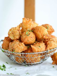 Spiced fish fritters - A culinary vacation at home- one is never enough. Step-by-step pictorial!