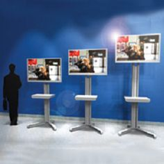 Using Technology to Enhance Your Trade Show Booth #tradeshows