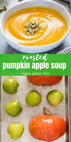 Roasted Pumpkin Le Soup