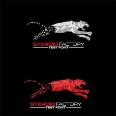Steroid Factory - Abstract/Modern/Futuristic with a Panther by ♠Pesawat_kertas♣