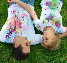 Crazy Fun engagement session shot in Belgrade by Ivan Diana Photography
