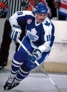 Bill Derlago | Toronto Maple Leafs #Hockey #Maple_Leafs @n17dg