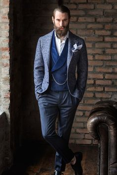 Menswear | Tagliatore - F/W 2015-2016 Source: eccetera.ca