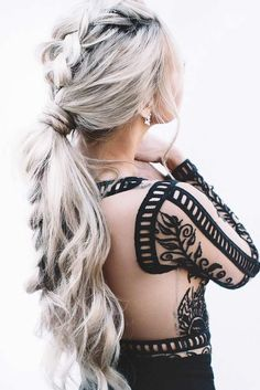 Unique Fall Hairstyles And#8211; Best Autumn Trends ★ See more: http://lovehairstyles.com/fall-hairstyles-trends/