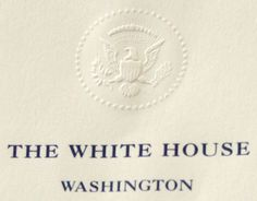 22 best presidential stationery images on pinterest papercraft