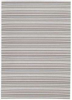 Woodnotes paper yarn carpet Midsummer col. white-graphite.