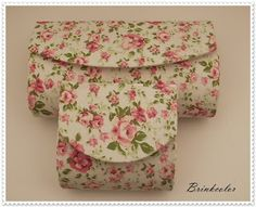 Brinkcolor: Inspiração em Rosa e Poá - Porta óculos e Porta moedas - Passo a Passo