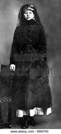 Mata Hari, 7.8.1876 - 15.10.1917, Dutch dancer and courtesan, full length, birth name: Margaretha Geertruida Zelle, - Stock Image