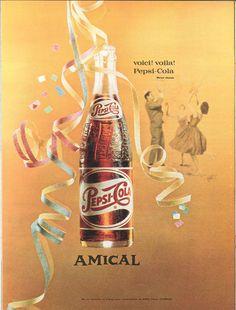 Pepsi Cola - Jours de France, 22 septembre 1962