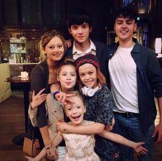 Miss Peregrines children