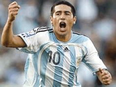 Greatest South American Footballers  Juan-Román-Riquelme