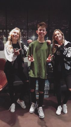 Lisa and Lena were in london