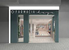 Mall Design, Retail Design, Cafe Interior, Interior Design, Pharmacy Store, Dental Office Design, Store Fronts, Exterior, Architecture