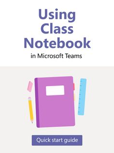 Use Class Notebook and other education apps like Flipgrid without leaving your class team for more class work and activities. Microsoft Classroom, Online Classroom, Microsoft Office, Teaching Technology, Medical Technology, Energy Technology, Technology Gadgets, Apps For Teachers, Teaching Secondary