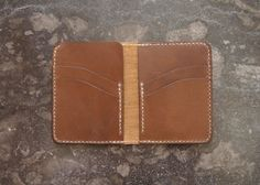 Hey, I found this really awesome Etsy listing at https://www.etsy.com/listing/167929734/deluxe-leather-card-wallet-hand-stitched