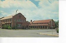 Alamosa County Courthouse, Colorado 1960s VINTAGE POSTCARD!